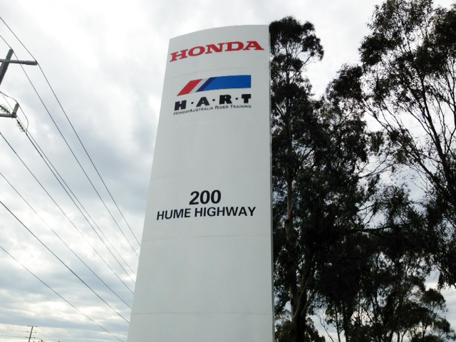 Honda Chain Mesh Gates and Repair, Somerton