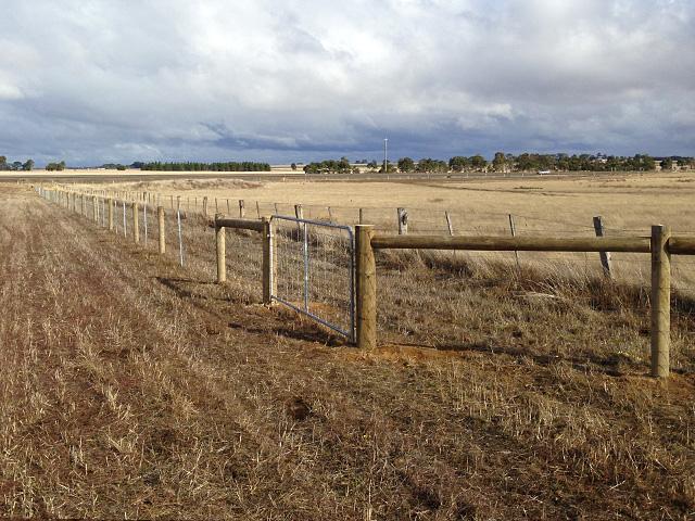 Post & Wire Fence Ballarat