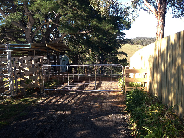 Post & Rail Fence Hurstbridge